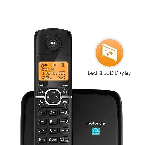 amazon com motorola dect 6 0 cordless phone with 1 handset and rh amazon com Kohler Engine Parts Kohler Engine Parts