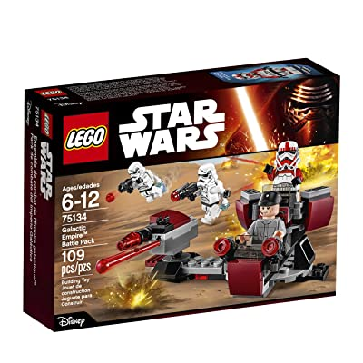 LEGO Star Wars Galactic Empire Battle Pack 75134: Toys & Games