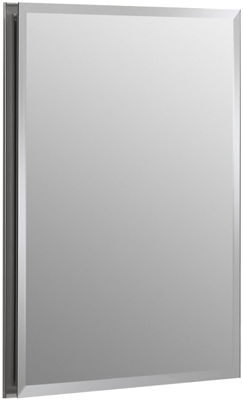 KOHLER Single Door 16-Inch W by 20-Inch H by 5-Inch D Aluminum Cabinet  ミラーキャビネット B0014XKQWO
