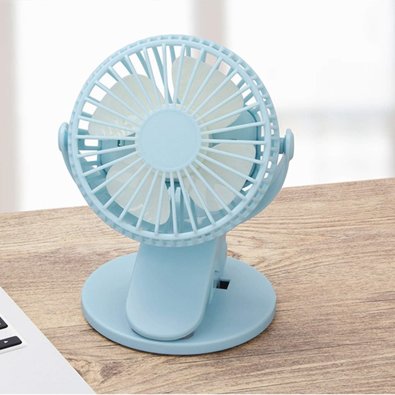 Portable Mini USB Fan Desk Abs Electric Desktop Computer Table Fan Home Office Electric Fans Mini Ventilator for Office,White