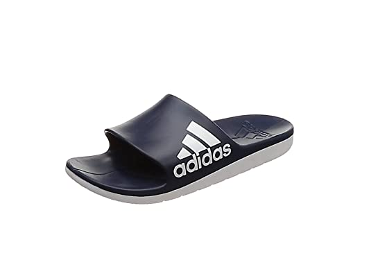 a8bfbb90ade4 adidas Men s Aqualette Cf Beach   Pool Shoes  Amazon.co.uk  Shoes   Bags