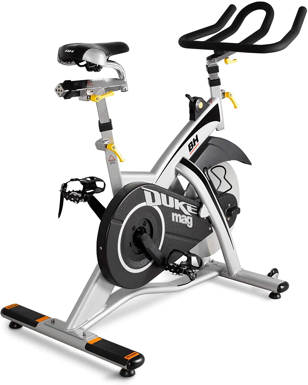 BH Fitness - Bicicleta Indoor Duke mag (Reacondicionado ...