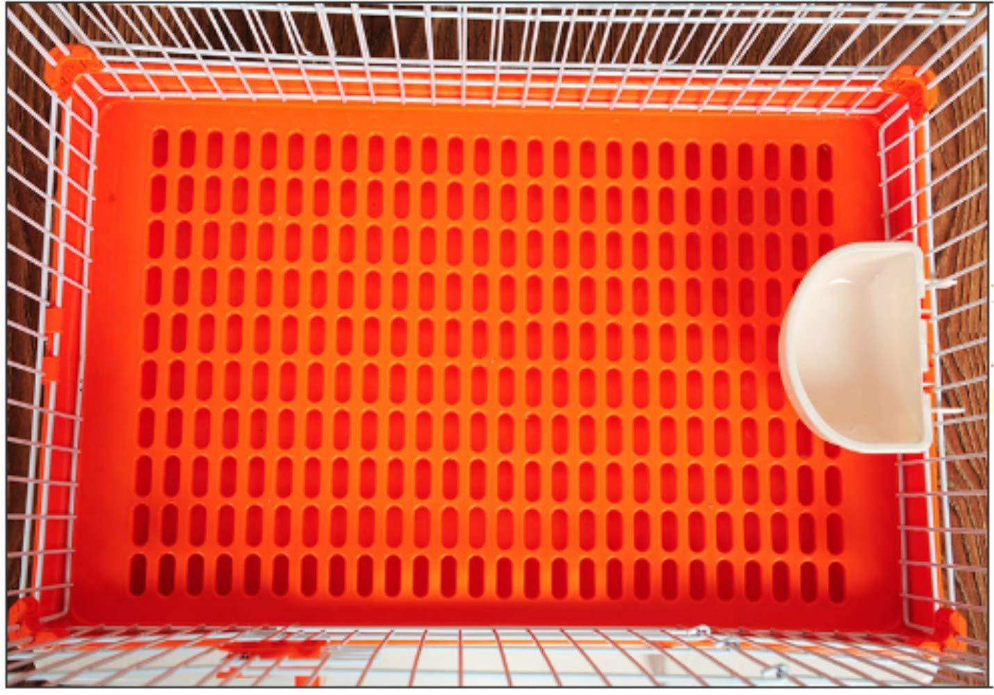 orange 684449cm orange 684449cm YAMERIJIA Dog Cage, Cat Cage, Dog Pet Fence, Pet Supplies