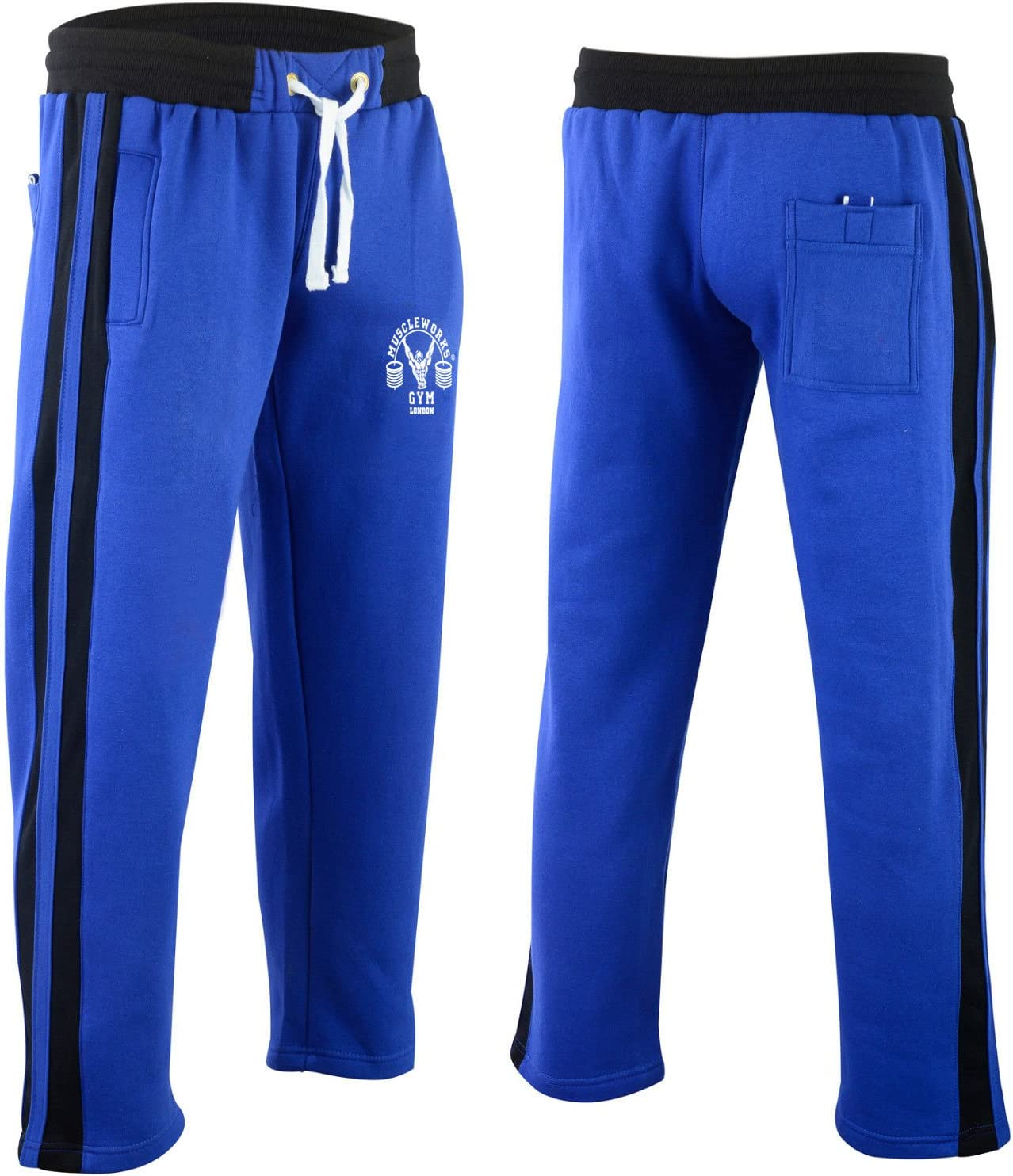 Met-X Muscle Gym - Pantalones de chándal para hombre, tejido ...