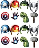 Marvel Avengers Photo Booth Props, 16ct