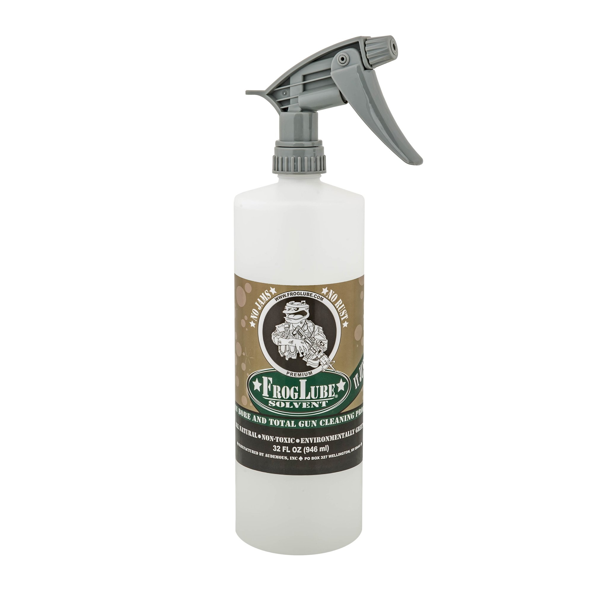 FrogLube Solvent 1 oz Pump Spray by Frog Lube