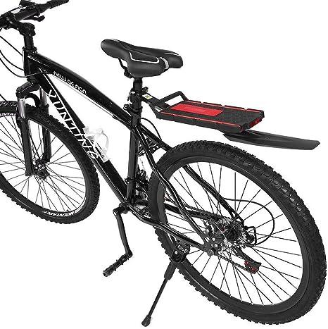GJZhuan Portaequipajes De Liberación Rápida De Bicicletas En El ...