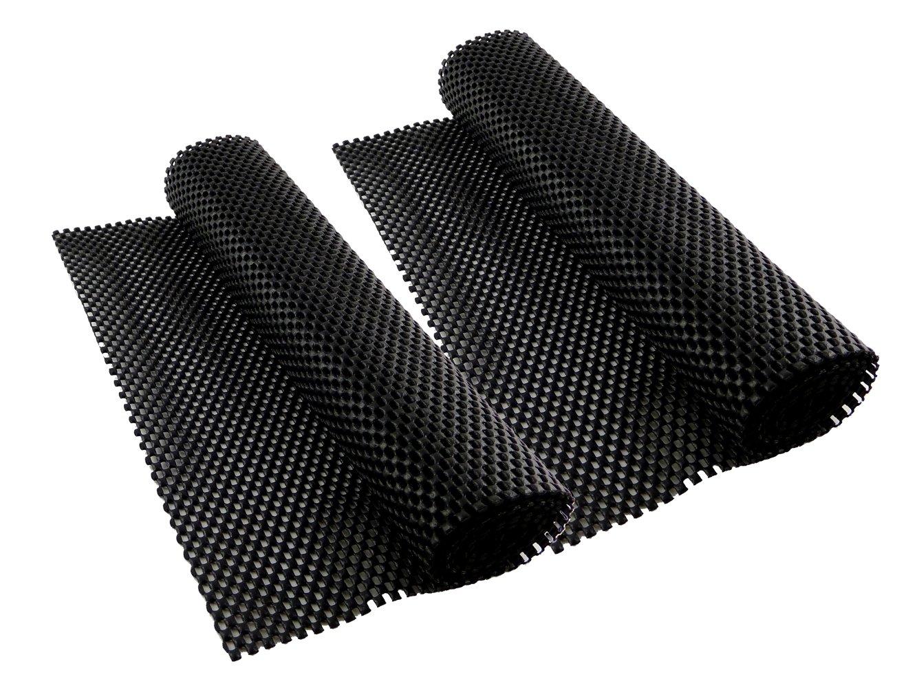 Value 4 Money Pack of 2 - Non-Slip Dashboard Mat - Anti Sip Rug Gripper