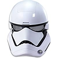 Star Wars First Order Stormtrooper Electronic Mask with Sound The Last Jedi, Ages 5+