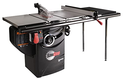 SawStop PCS31230-TGP236 3-HP Professional Cabinet Saw