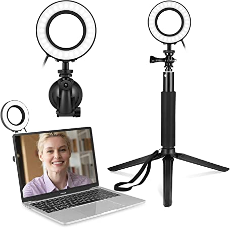 Video Conference Lighting Kit for Remote Working