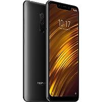 Xiaomi Pocophone F1 Dual SIM 128GB Desbloqueado (Versión Global) Negro - compatible con red 3G B5 de 850 MHz. de AT&T, Movistar y Telcel