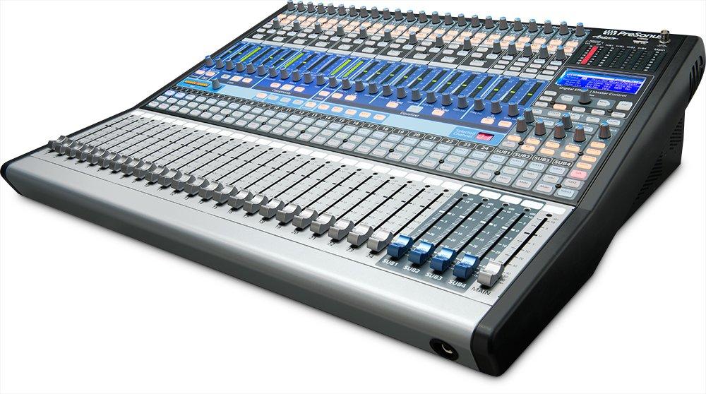 PreSonus StudioLive 24.4.2AI Active Integration Digital Mixer