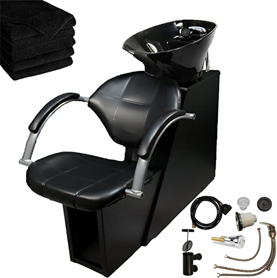 Lcl Beauty Hair Wash Sink And Chair