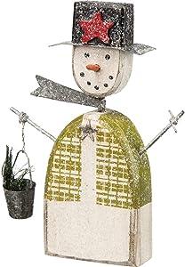 Primitives by Kathy Snowman Sitter, Green Vest
