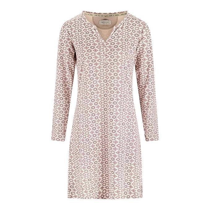 Veraluna Mica, Conjunto de Pijama para Mujer, Beige (Natural), Medium (