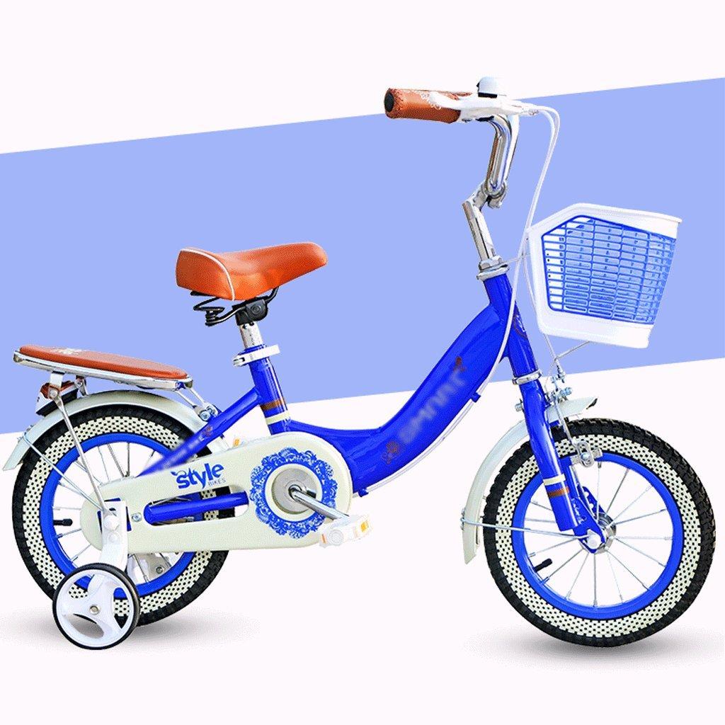 自転車 ガールプリンセス子供用自転車12/14/16インチG 2-6-8歳 (サイズ さいず : 12 inch) B07DYJHNHY12 inch