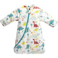 MIKAFEN Sleeping Bag _Dinosaur S/3-6Monate green_dinosaur