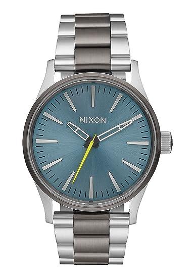 Nixon Sentry 38 SS Nixon De los Hombres Reloj A4502304: Amazon.es: Relojes