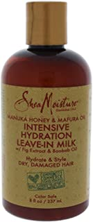 product image for Shea Moisture Manuka Honey and Mafura Oil Intensive Hydration Leave-In Milk for Unisex, 8 Ounce