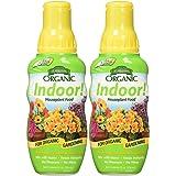 Espoma Company INPF8 Organic Indoor Plant Food, 8 oz Pack of 2