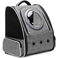 Pet Carrier Backpack, Space Capsule Bubble Large Cat Carrier Backpack, Dog Hiking Traveling Backpack
