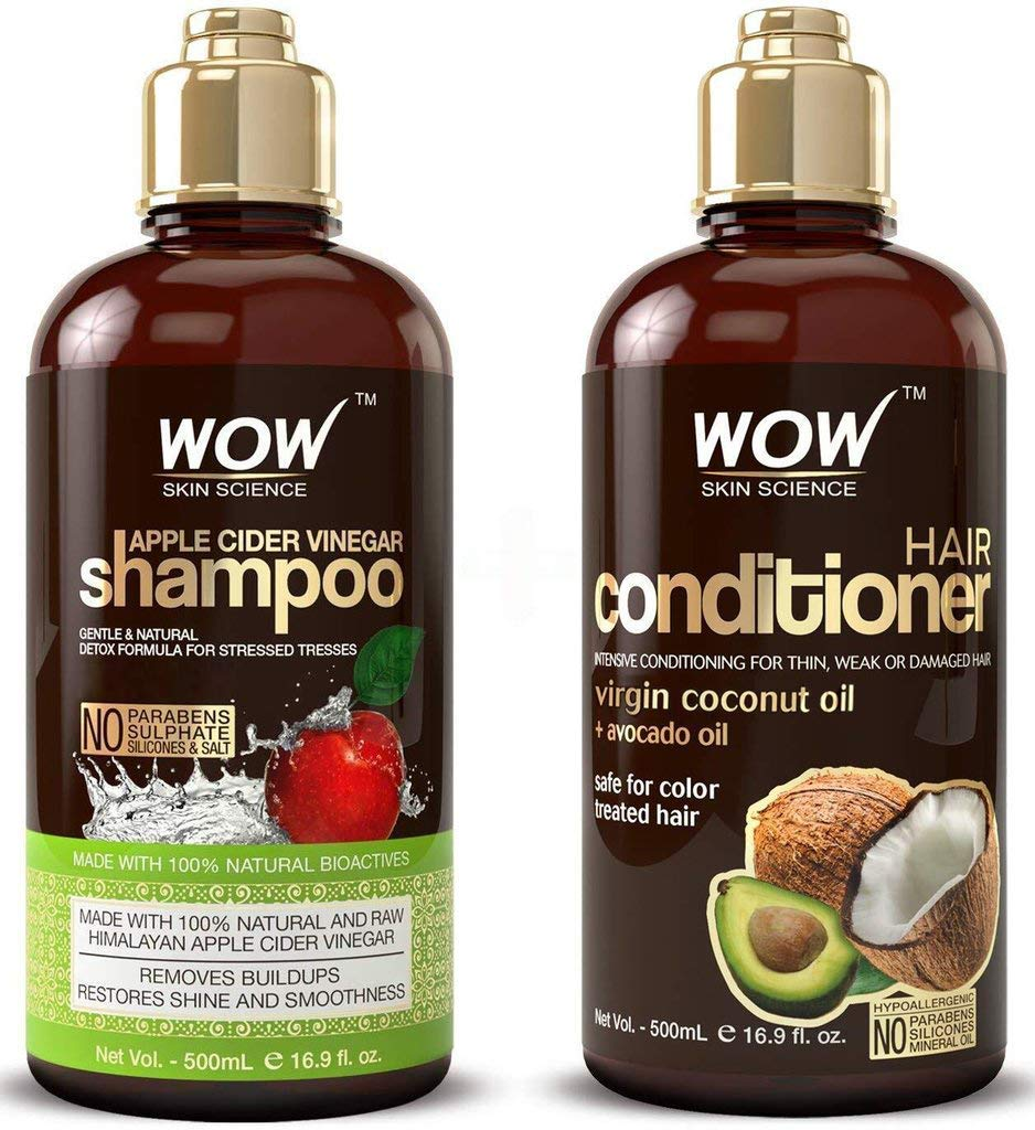 BUYWOW 2 x 16.9 Fl Oz 500mL Hair Conditioner $29.94 Coupon