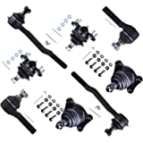 SCITOO 2pcs Suspension Kit Front Outer Tie Rod Ends fit 1996 97 98 1999 Infiniti 130 1995 96 97 1998 Nissan 240SX 2002 03 2004 Nissan Altima 1995 96 97 98 99 00 01 02 2003 Nissan Maxima