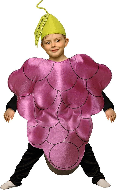 mercajuguetes Disfraz de Racimo de UVA (5-6 años): Amazon.es: Ropa ...