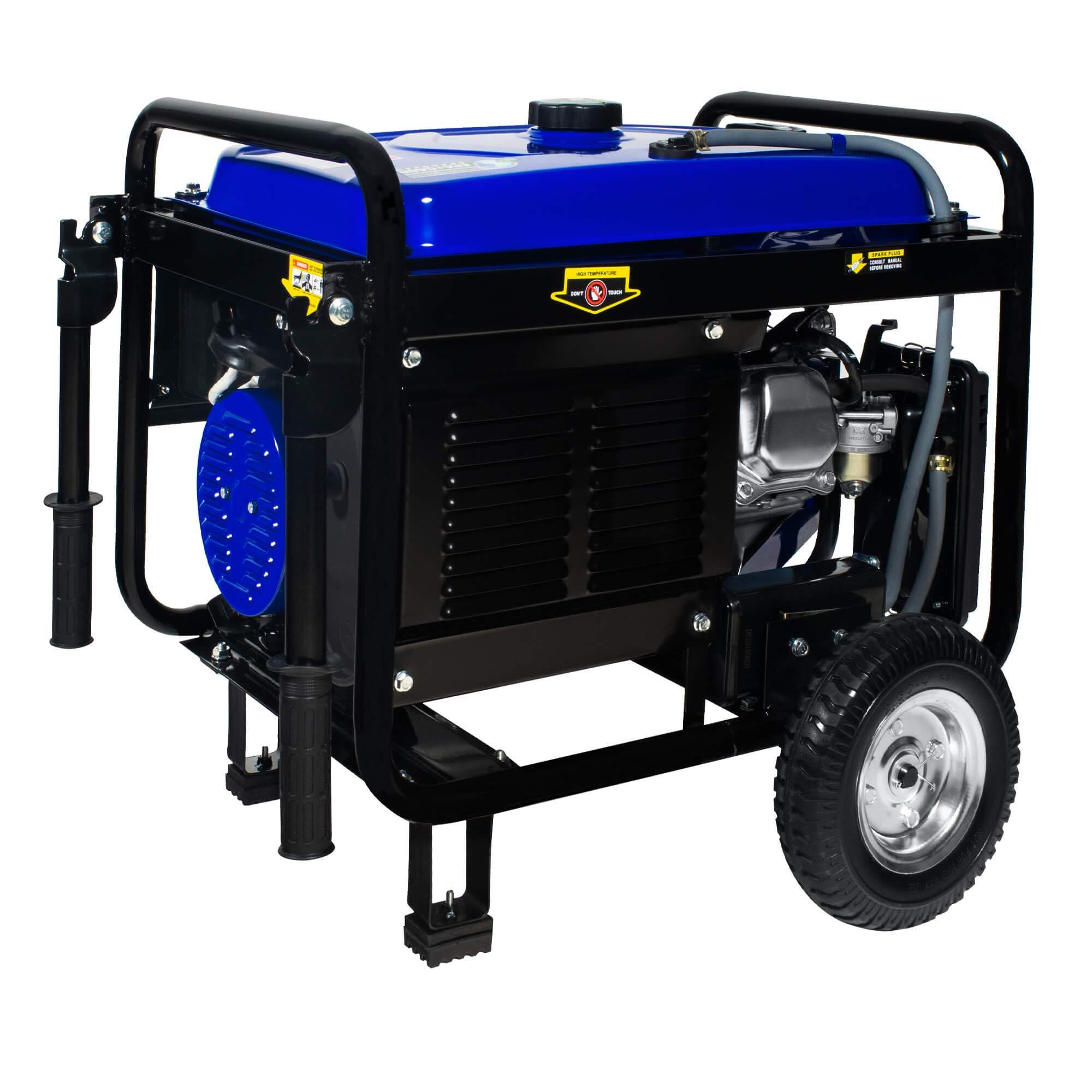 DuroMax Hybrid Dual Fuel XP4400EH 4,400-Watt Portable Generator by DuroMax (Image #10)