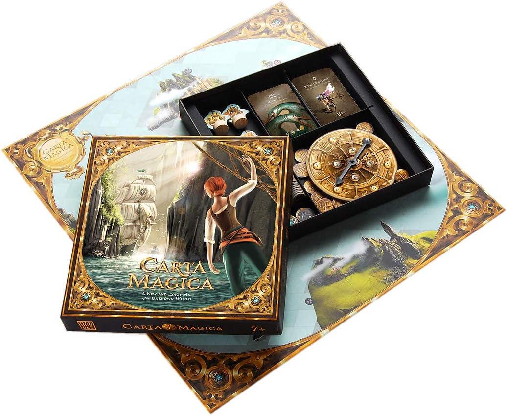 MARBUSHKA Carta Mágica: Amazon.es: Juguetes y juegos
