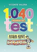 1040 Preguntas Tipo Test Auxiliar Administrativo
