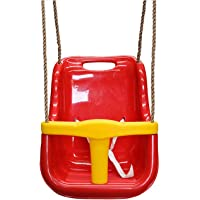Lifespan Kids Baby Swing Accessory (Red and Yellow) Seat