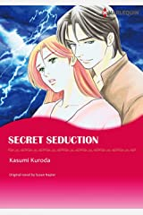 Secret Seduction: Harlequin comics