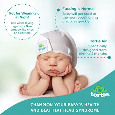 Amazon.com: Tortle air, Blanco: Baby