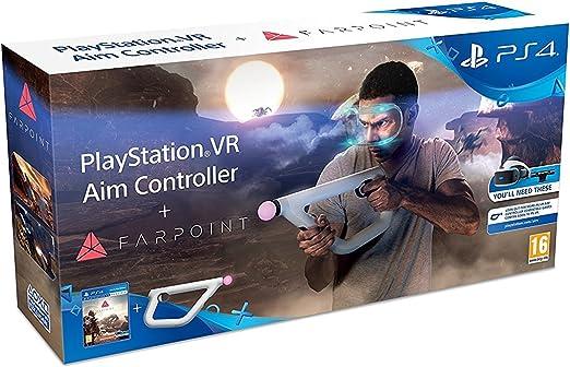 Farpoint + Aim controller - (Playstation VR)  : Playstation 4 , ML ...