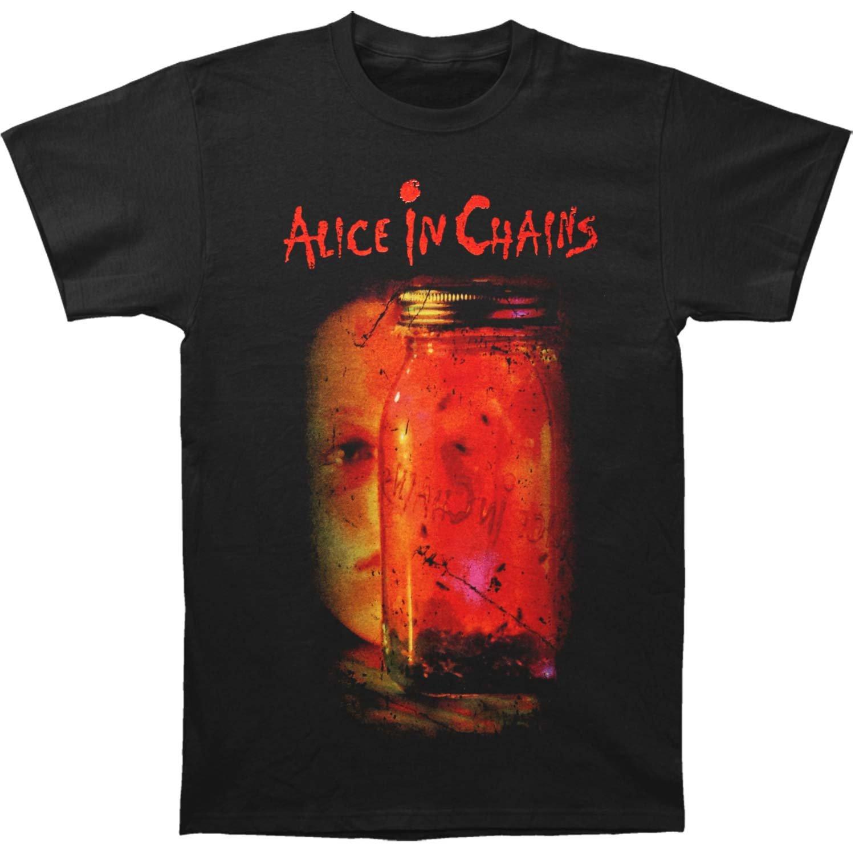 Alice In Chains S Jar Flies Tee Tshirt Black