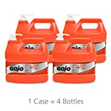 GOJO 0955-04 Hand Cleaner, 16. Fluid_Ounces, 4 Pack
