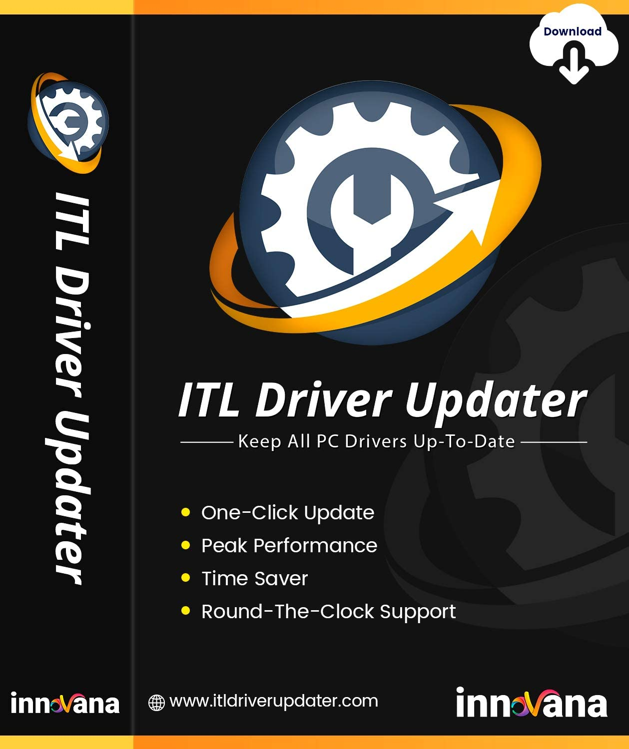 ITL Driver Updater | Windows Performance Booster Software [DOWNLOAD] [NO CD] 71q3itnO-ILSL1500_