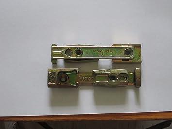 Roto dk Cerradura pieza Tipo K 608 a 44 también 6 4823 121 ...