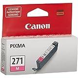 Canon CLI-271 Magenta Ink Tank Compatible to MG6820, MG6821, MG6822, MG5720, MG5721, MG5722, MG7720, TS5020, TS6020, TS8020,