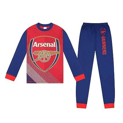 Arsenal FC - Pijama Largo Serigrafiado para niño - Producto ...
