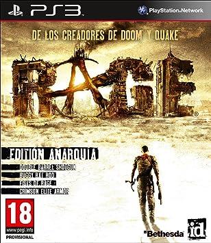 Rage Anarchy Edition: Amazon.es: Juguetes y juegos
