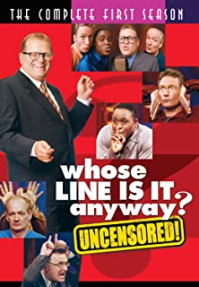 Whose Line Is It Anyway Season 1 Vol 1 Uncensored Amazon