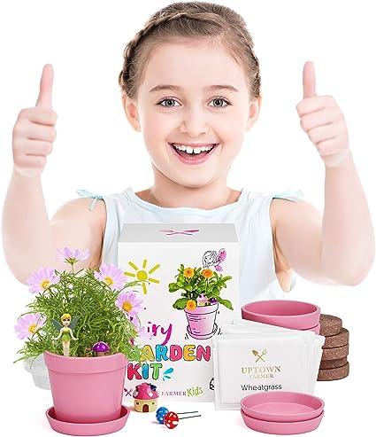 My Fairy Garden Fairy Kitchen Garden Grow Your Own Toy Girls Kids Craft