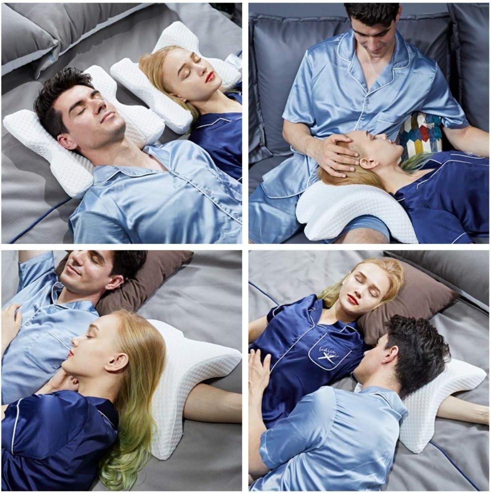 Anti Pressure Pillow Multifunctional Pillows Slow Rebound Ergonomic Contour Anti-Pressure Hand/&Neck-Protection Pillow Facaily