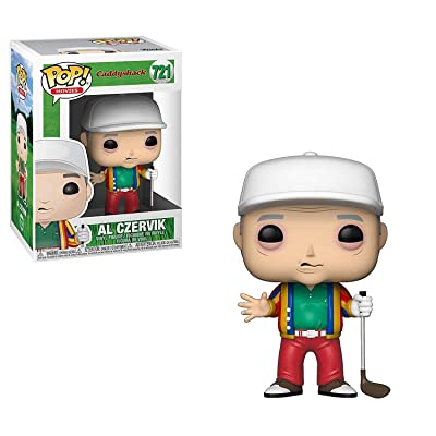 Funko POP! Movies: Caddyshack - Al: Toys & Games