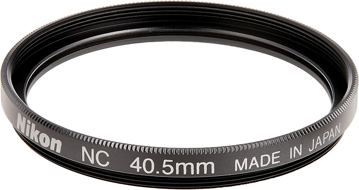 Nikon FTA08201 40.5 mm NC Filter for Camera