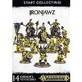 "GAMES WORKSHOP 99120209037"" Ironjawz Start Collecting Action Figure"