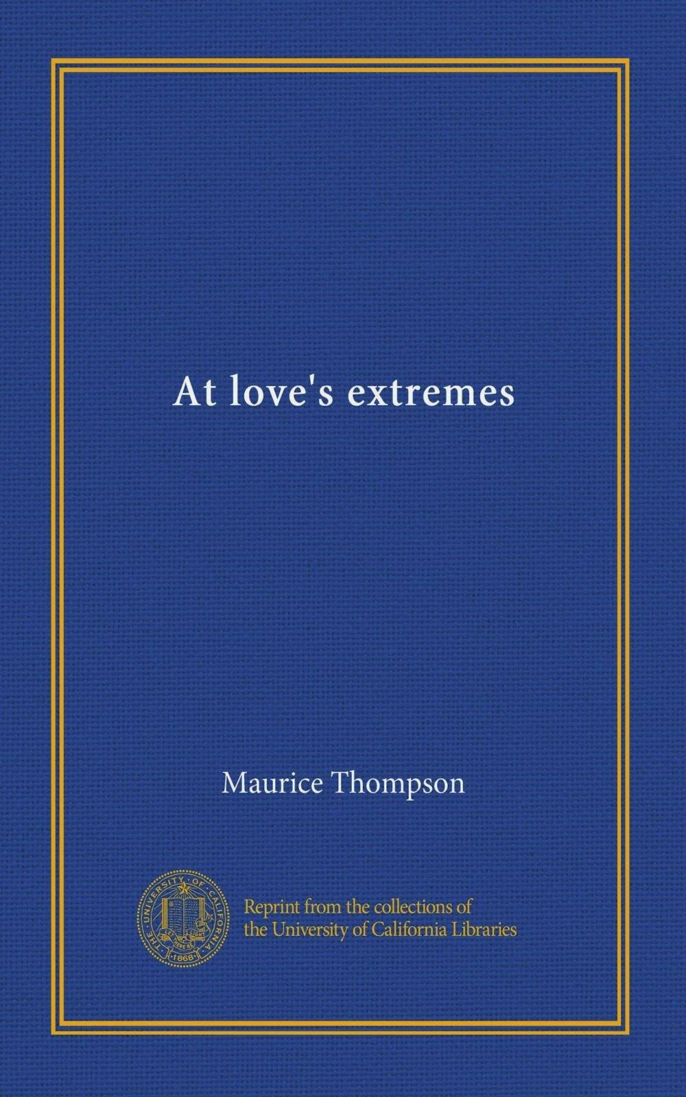 At love's extremes ebook